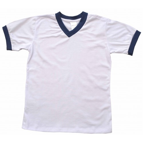 3 Camiseta Manga Curta Infantil